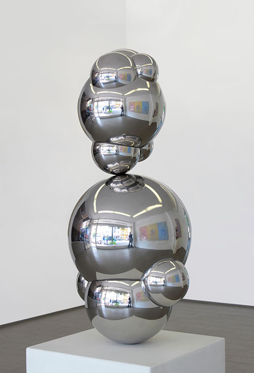 abstract sculpture david fried
